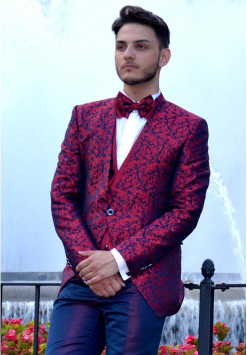 traje-de-novio-rojo-brocado-petrelli-500x717